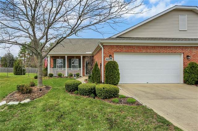 6215 Oakmont Circle, Indianapolis, IN 46234 (MLS #21774467) :: Heard Real Estate Team | eXp Realty, LLC