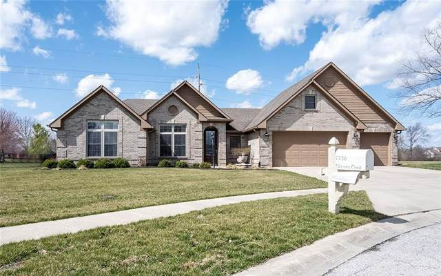 7736 Skerries Court, Indianapolis, IN 46217 (MLS #21774468) :: Mike Price Realty Team - RE/MAX Centerstone