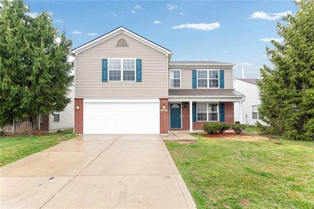 4536 Ringstead Way, Indianapolis, IN 46235 (MLS #21774475) :: Heard Real Estate Team | eXp Realty, LLC