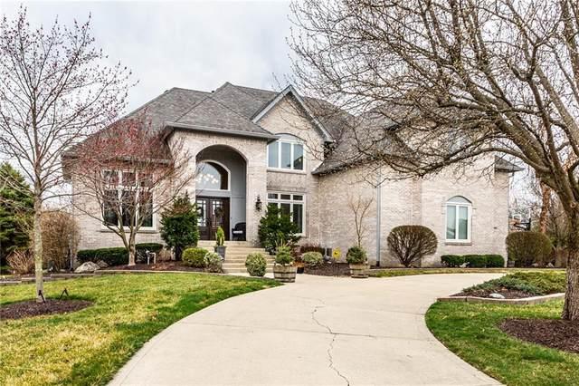 981 Foxfire Circle, Carmel, IN 46032 (MLS #21774487) :: Heard Real Estate Team   eXp Realty, LLC
