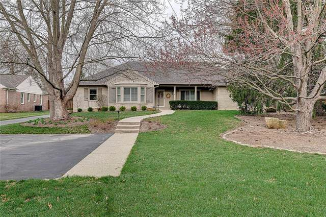 8440 N Washington Boulevard, Indianapolis, IN 46240 (MLS #21774490) :: Anthony Robinson & AMR Real Estate Group LLC