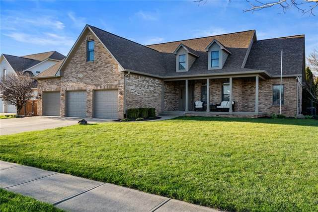 5210 Summerfield Crossing, Greenwood, IN 46143 (MLS #21774499) :: The Indy Property Source