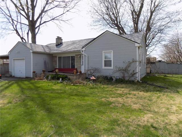 488 S Hendricks Drive, Greenwood, IN 46142 (MLS #21774501) :: The Indy Property Source
