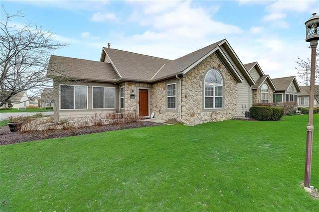 16668 Brownstone Court, Westfield, IN 46074 (MLS #21774509) :: The Indy Property Source