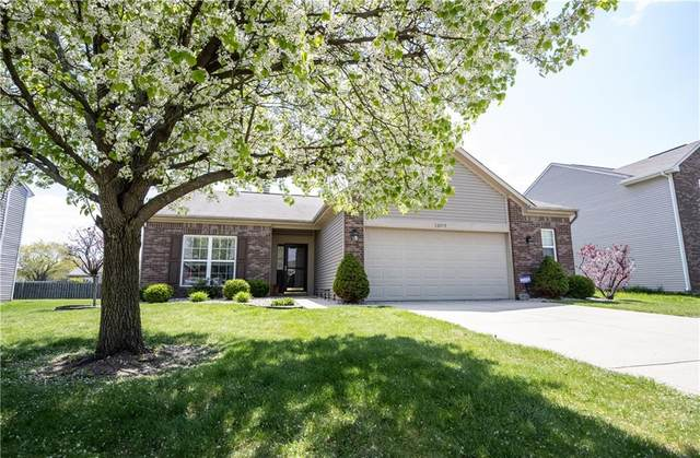 12415 Titans Drive, Fishers, IN 46037 (MLS #21774514) :: Richwine Elite Group