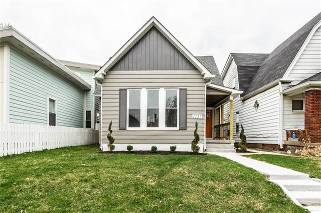 1137 Laurel Street, Indianapolis, IN 46203 (MLS #21774518) :: The Indy Property Source