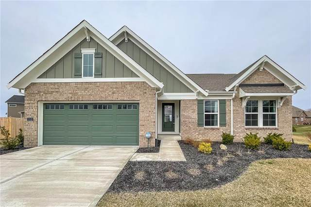 1112 Arthur Court, Greenfield, IN 46140 (MLS #21774519) :: Mike Price Realty Team - RE/MAX Centerstone