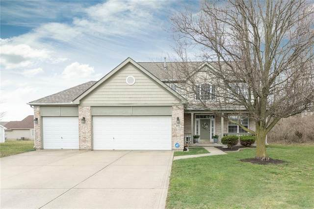 605 Cahill Lane, Indianapolis, IN 46214 (MLS #21774523) :: The Evelo Team