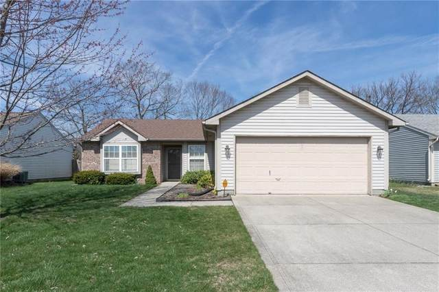 9214 Whitecliff Way, Indianapolis, IN 46234 (MLS #21774560) :: The Indy Property Source