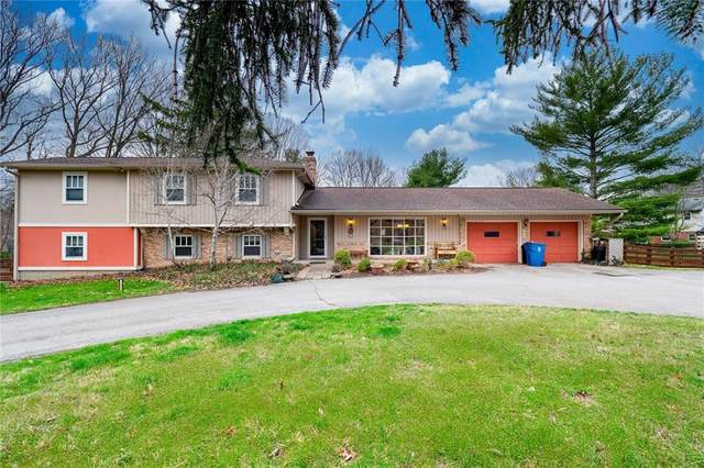 7310 Heritage Court, Indianapolis, IN 46256 (MLS #21774614) :: The Indy Property Source