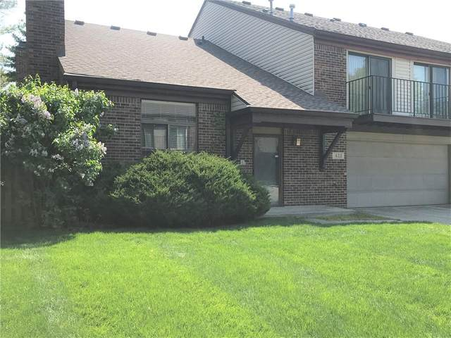 422 E Arch Street, Indianapolis, IN 46202 (MLS #21774634) :: AR/haus Group Realty