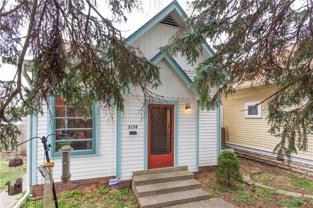 2158 S Garfield Drive, Indianapolis, IN 46203 (MLS #21774654) :: RE/MAX Legacy
