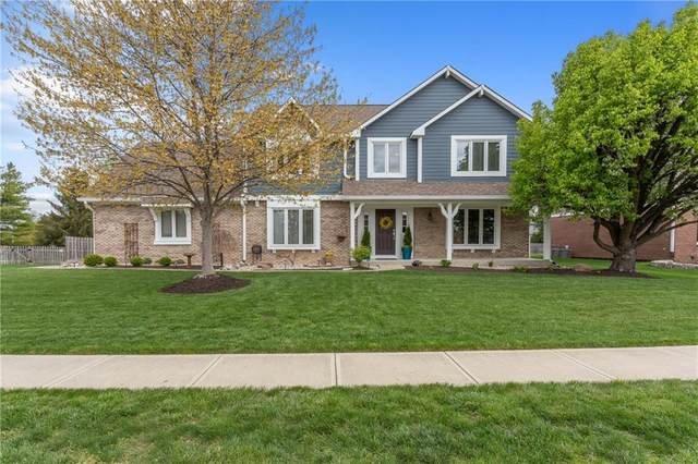 9942 Northwind Drive, Indianapolis, IN 46256 (MLS #21774691) :: Richwine Elite Group