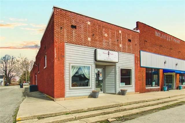 112 W Washington Street, Waldron, IN 46182 (MLS #21774698) :: Heard Real Estate Team | eXp Realty, LLC