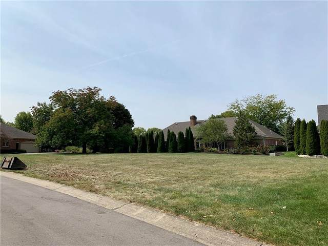 7936 Beaumont Green Place, Indianapolis, IN 46250 (MLS #21774729) :: Richwine Elite Group