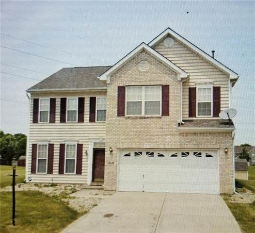 10220 Ironway Drive, Indianapolis, IN 46239 (MLS #21774731) :: RE/MAX Legacy