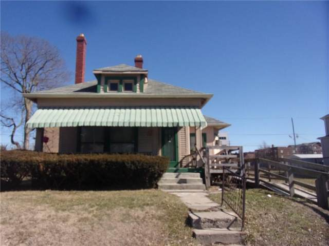 3449 N Illinois Street, Indianapolis, IN 46208 (MLS #21774732) :: The Indy Property Source