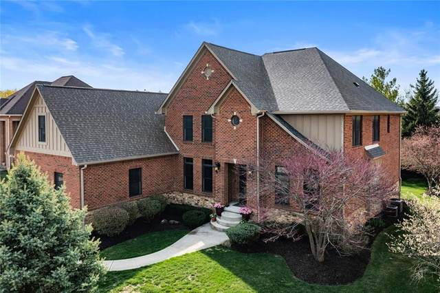 14651 Christie Ann Drive, Fishers, IN 46040 (MLS #21774752) :: Heard Real Estate Team | eXp Realty, LLC