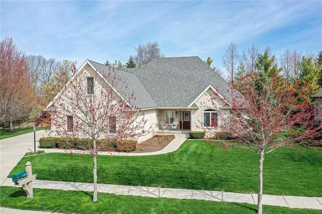 11456 Full Moon Court, Noblesville, IN 46060 (MLS #21774754) :: The Indy Property Source