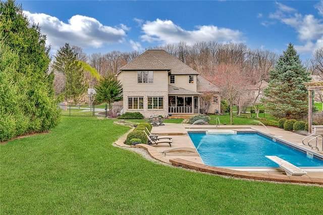 6414 Greyridge Boulevard, Indianapolis, IN 46237 (MLS #21774762) :: Heard Real Estate Team | eXp Realty, LLC