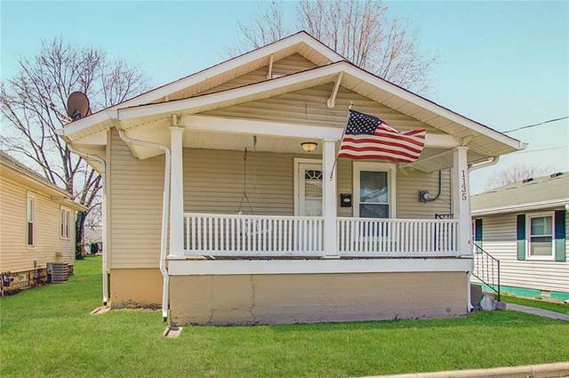 1135 Meridian Street, Shelbyville, IN 46176 (MLS #21774765) :: Mike Price Realty Team - RE/MAX Centerstone