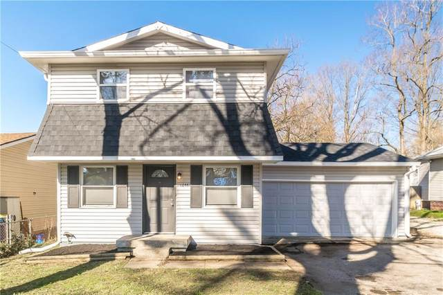 1244 N Ridgeview Drive, Indianapolis, IN 46219 (MLS #21774784) :: Anthony Robinson & AMR Real Estate Group LLC
