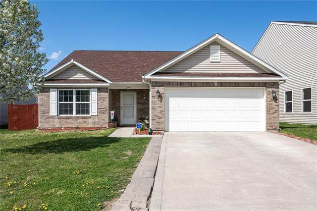 2998 W Hawanian Lane, Monrovia, IN 46157 (MLS #21774788) :: Mike Price Realty Team - RE/MAX Centerstone