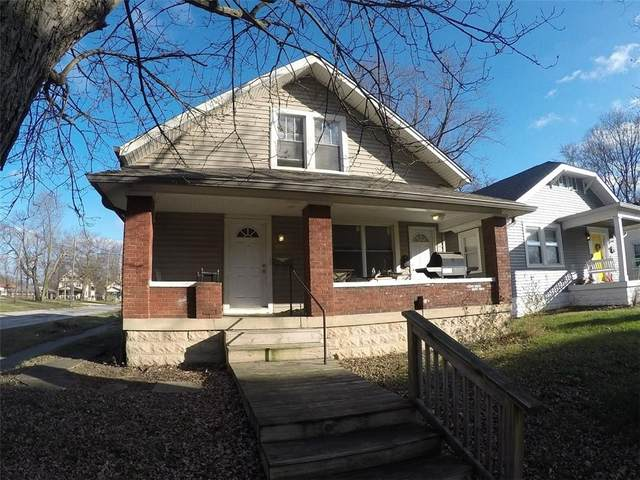 101 S Bancroft Street, Indianapolis, IN 46201 (MLS #21774793) :: Dean Wagner Realtors