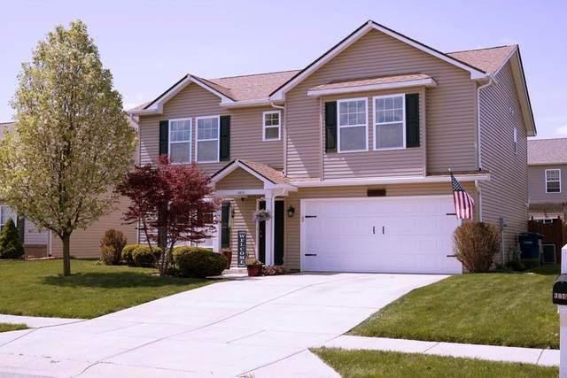 3076 Stilton Drive, Cicero, IN 46034 (MLS #21774816) :: RE/MAX Legacy
