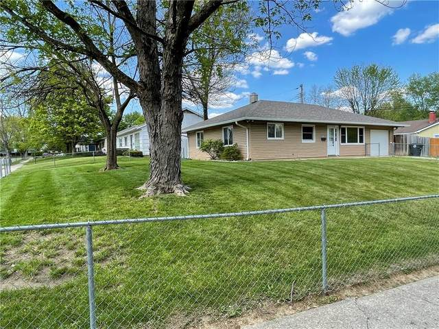 7610 E 53RD Street, Indianapolis, IN 46226 (MLS #21774827) :: RE/MAX Legacy