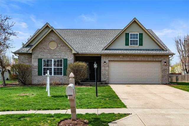 12756 Caliburn Court, Fishers, IN 46038 (MLS #21774834) :: The Evelo Team
