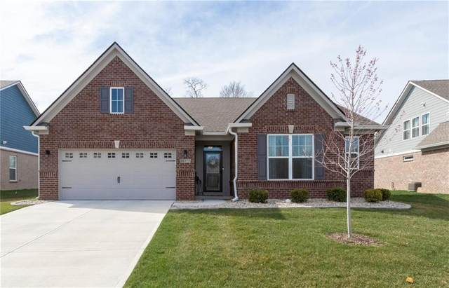 16333 Sedalia Drive, Fishers, IN 46040 (MLS #21774839) :: The Indy Property Source