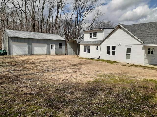 7501 S River Road, Daleville, IN 47334 (MLS #21774863) :: The ORR Home Selling Team
