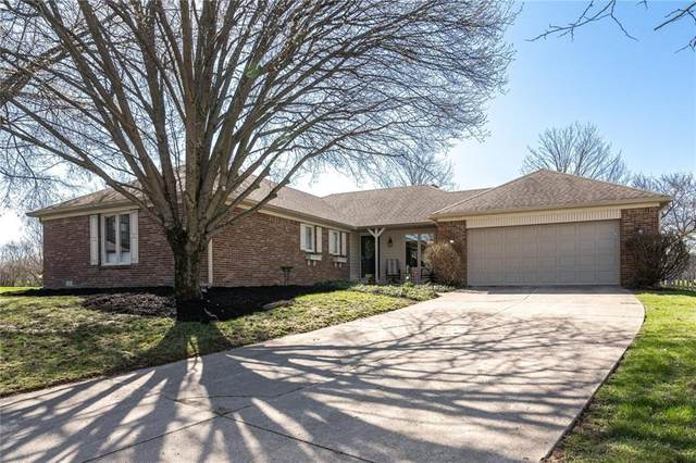 11515 Windhaven Court, Indianapolis, IN 46236 (MLS #21774869) :: The Indy Property Source