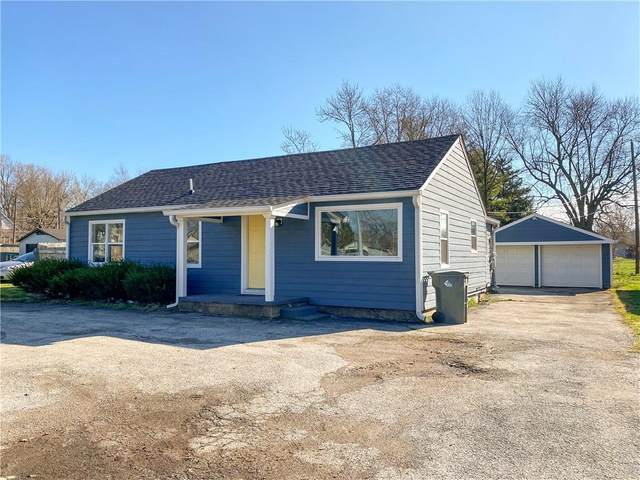 3031 S Keystone Avenue, Indianapolis, IN 46237 (MLS #21774890) :: RE/MAX Legacy