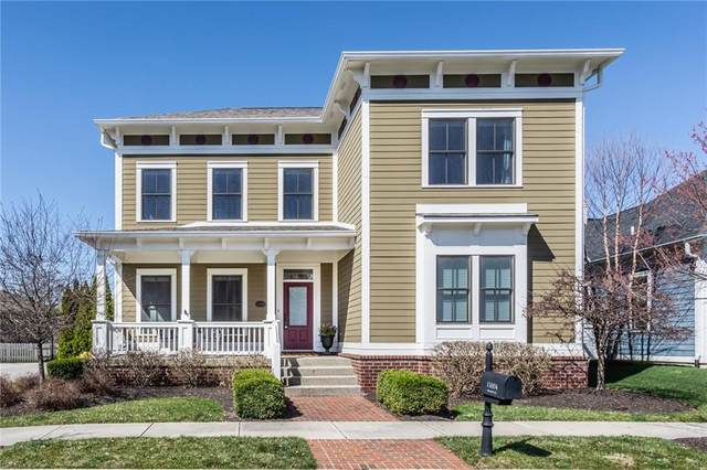 13004 Tradd Street, Carmel, IN 46032 (MLS #21774894) :: Ferris Property Group
