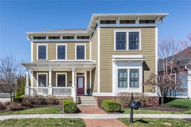 13004 Tradd Street, Carmel, IN 46032 (MLS #21774894) :: Heard Real Estate Team | eXp Realty, LLC