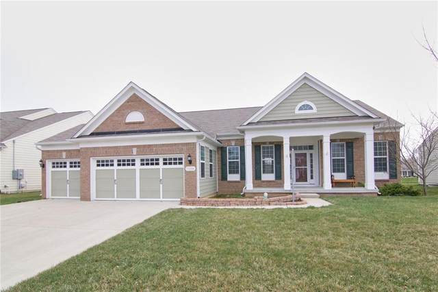 13298 Hockley Drive, Fishers, IN 46037 (MLS #21774896) :: RE/MAX Legacy