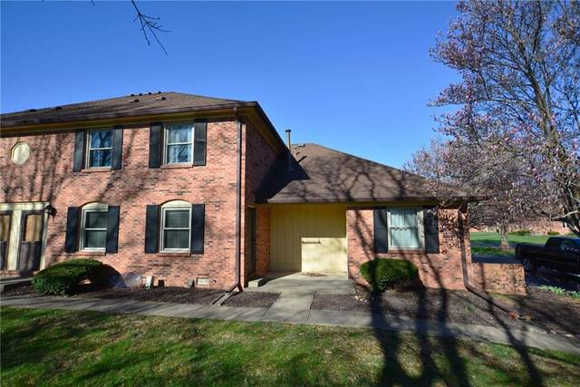 6031 Apache Drive, Indianapolis, IN 46254 (MLS #21774904) :: Dean Wagner Realtors