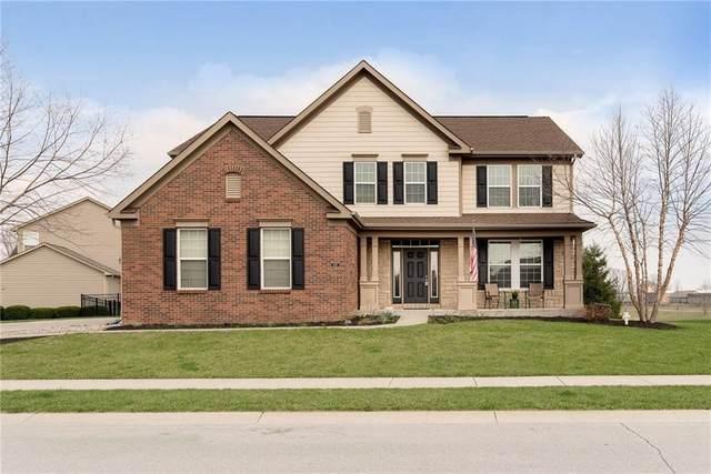 617 Featherstone Drive, Westfield, IN 46074 (MLS #21774908) :: Ferris Property Group