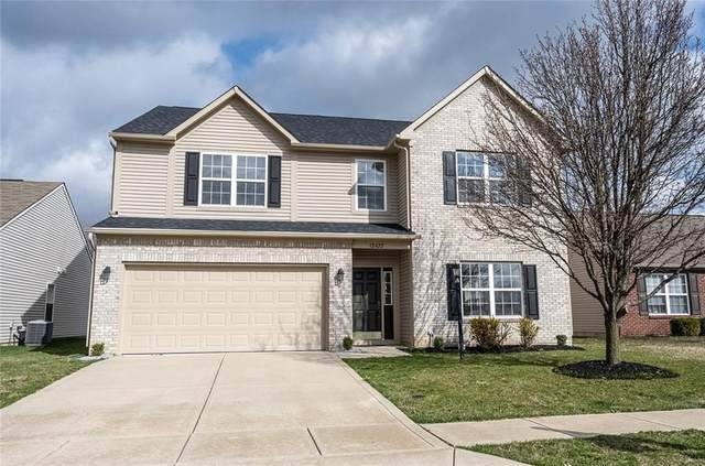 12422 Cool Winds Way, Fishers, IN 46037 (MLS #21774910) :: Anthony Robinson & AMR Real Estate Group LLC