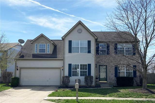 18058 Grassy Knoll Drive, Westfield, IN 46074 (MLS #21774912) :: Mike Price Realty Team - RE/MAX Centerstone