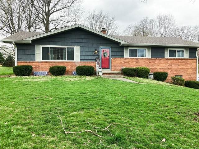 1405 S County Rd 60 E, Greensburg, IN 47240 (MLS #21774918) :: Mike Price Realty Team - RE/MAX Centerstone