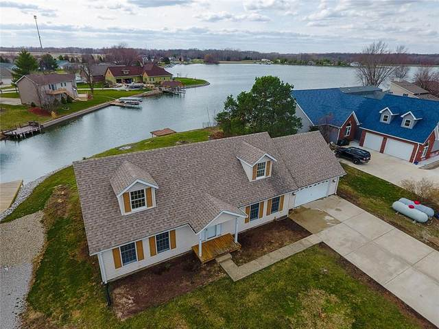 216 Patriots Landing, Fillmore, IN 46128 (MLS #21774930) :: Mike Price Realty Team - RE/MAX Centerstone