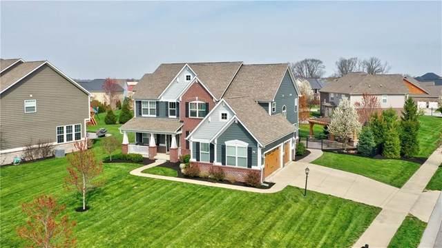 14102 Hearthwood Drive, Fishers, IN 46040 (MLS #21774933) :: Heard Real Estate Team | eXp Realty, LLC