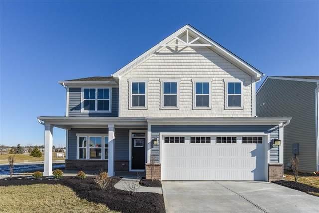 444 Gathering Lane, Greenwood, IN 46143 (MLS #21774943) :: Anthony Robinson & AMR Real Estate Group LLC