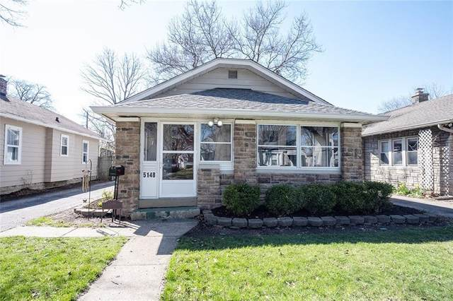 5148 Crittenden Avenue, Indianapolis, IN 46205 (MLS #21774977) :: The Indy Property Source