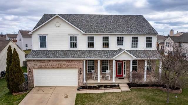 30 English Green, Westfield, IN 46074 (MLS #21774990) :: Heard Real Estate Team | eXp Realty, LLC