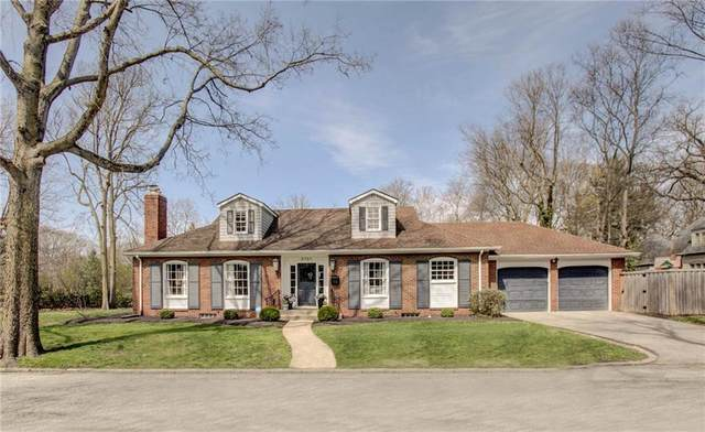 5701 N Meridian Street, Indianapolis, IN 46208 (MLS #21775015) :: Mike Price Realty Team - RE/MAX Centerstone