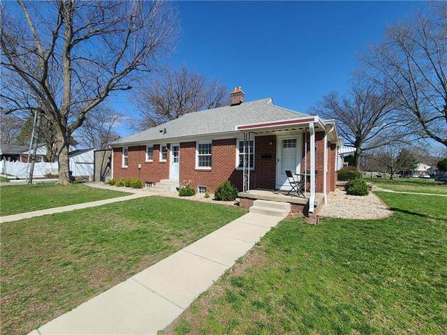 858-860 W 43rd Street, Indianapolis, IN 46208 (MLS #21775033) :: Ferris Property Group